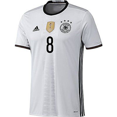 f1288dce5 Adidas Ozil  8 Germany Home Soccer Jersey Euro 2016