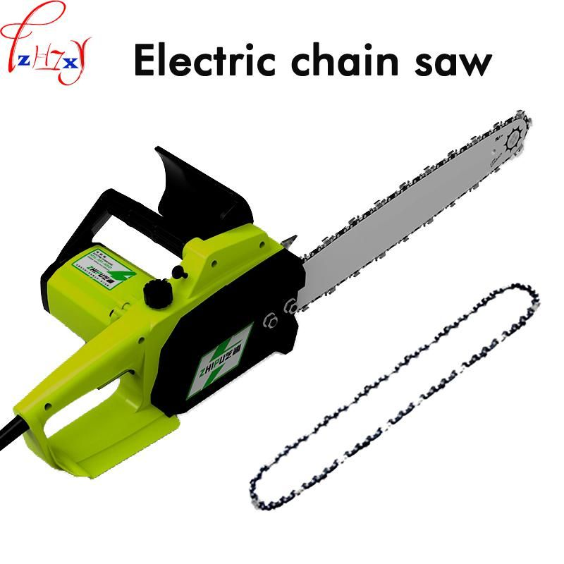 Household high power multi-function chain saw woodworking