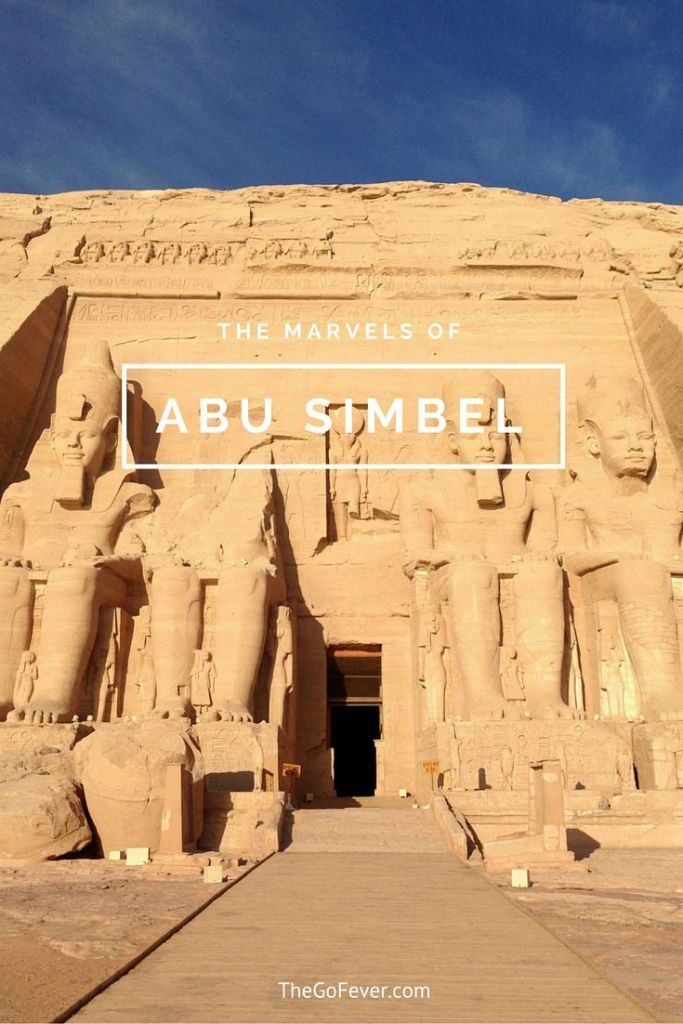 Abu Simbel is one of Egypt's most impressive temples, built in honor of Pharaoh Ramses II. Here's a review of our visit to this absolutely breathtaking site and the tour we were on.