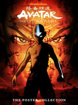 Avatar The Last Airbender The Poster Collection Tpb Profile Dark H Avatar La Leyenda De Aang El Ultimo Maestro Del Aire Avatar El Ultimo Maestro Aire