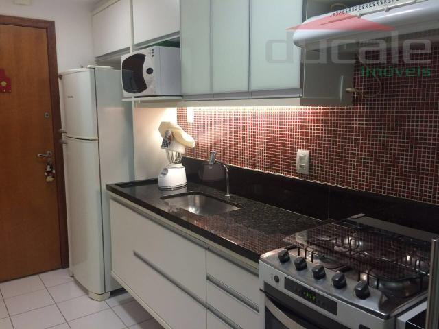 JARDIM CAMBURI - Lindo apartamento 3 quartos suite duas vagas