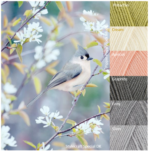 Mood boards... great way to pick your colours!