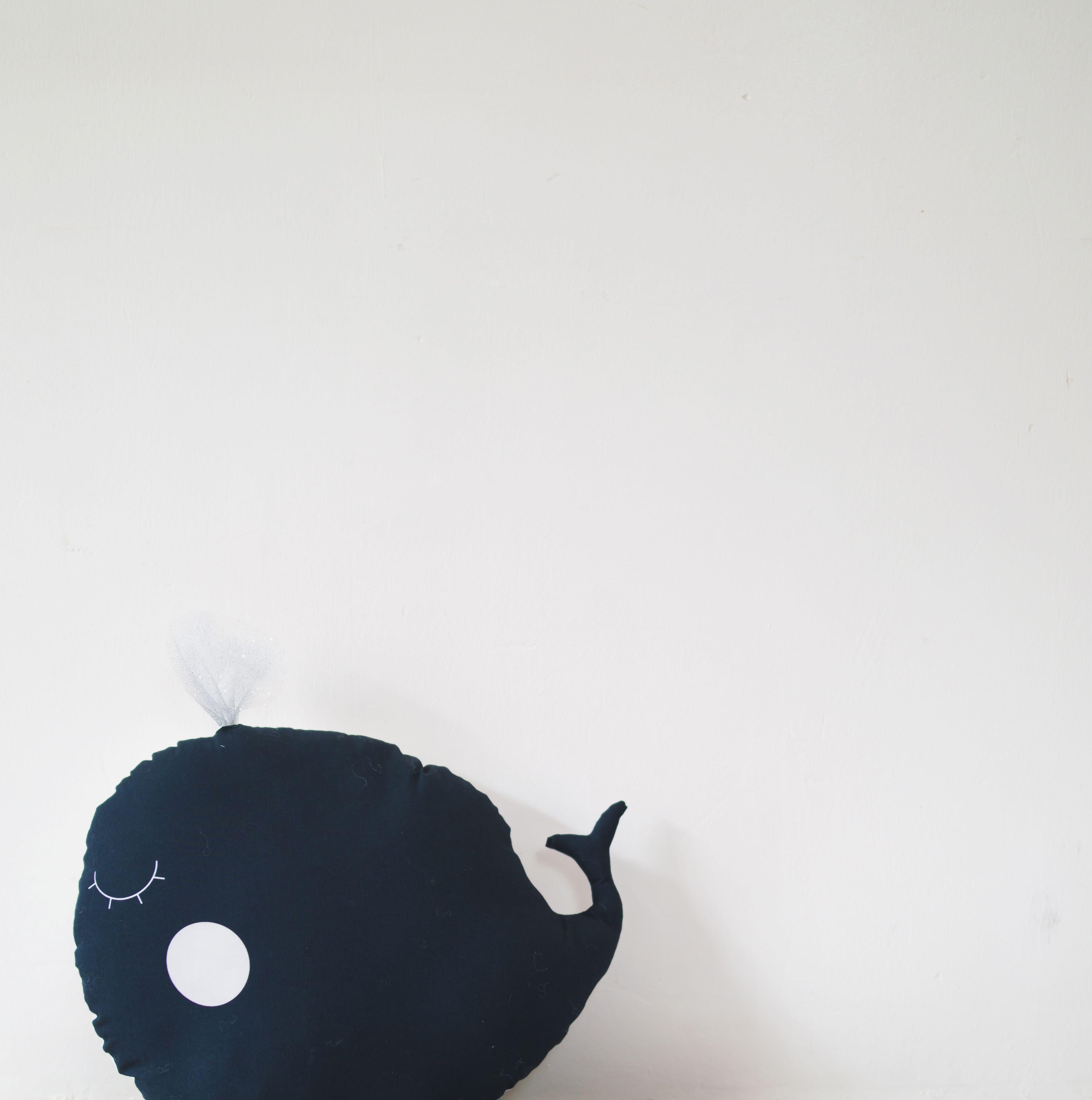 Baleine Pompon Pétillant