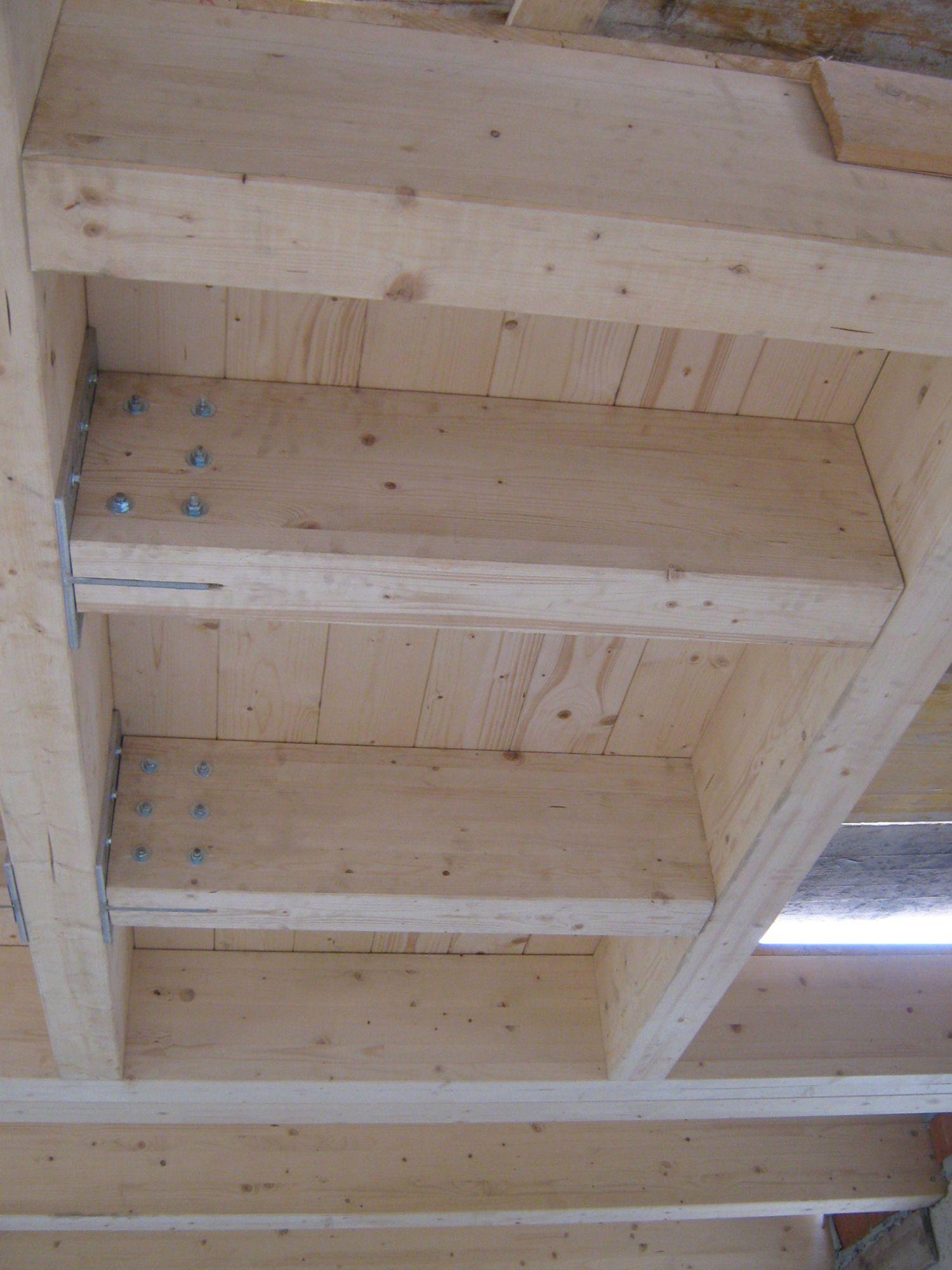 Travi legno lamellare finest travi in legno lamellare for Bricoman legno lamellare