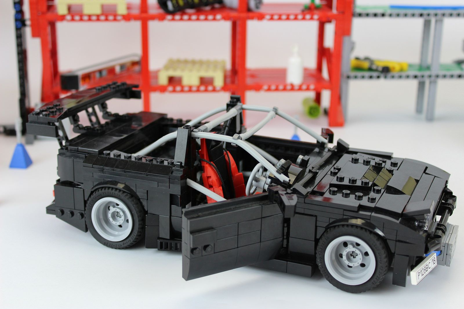 Nissan Drift Nissan And Lego