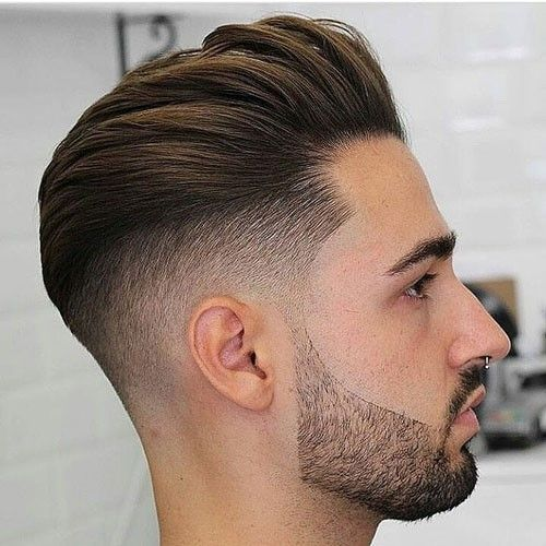 The Slicked Back Undercut Hairstyle | Hairstyles | Pinterest | Hair ...