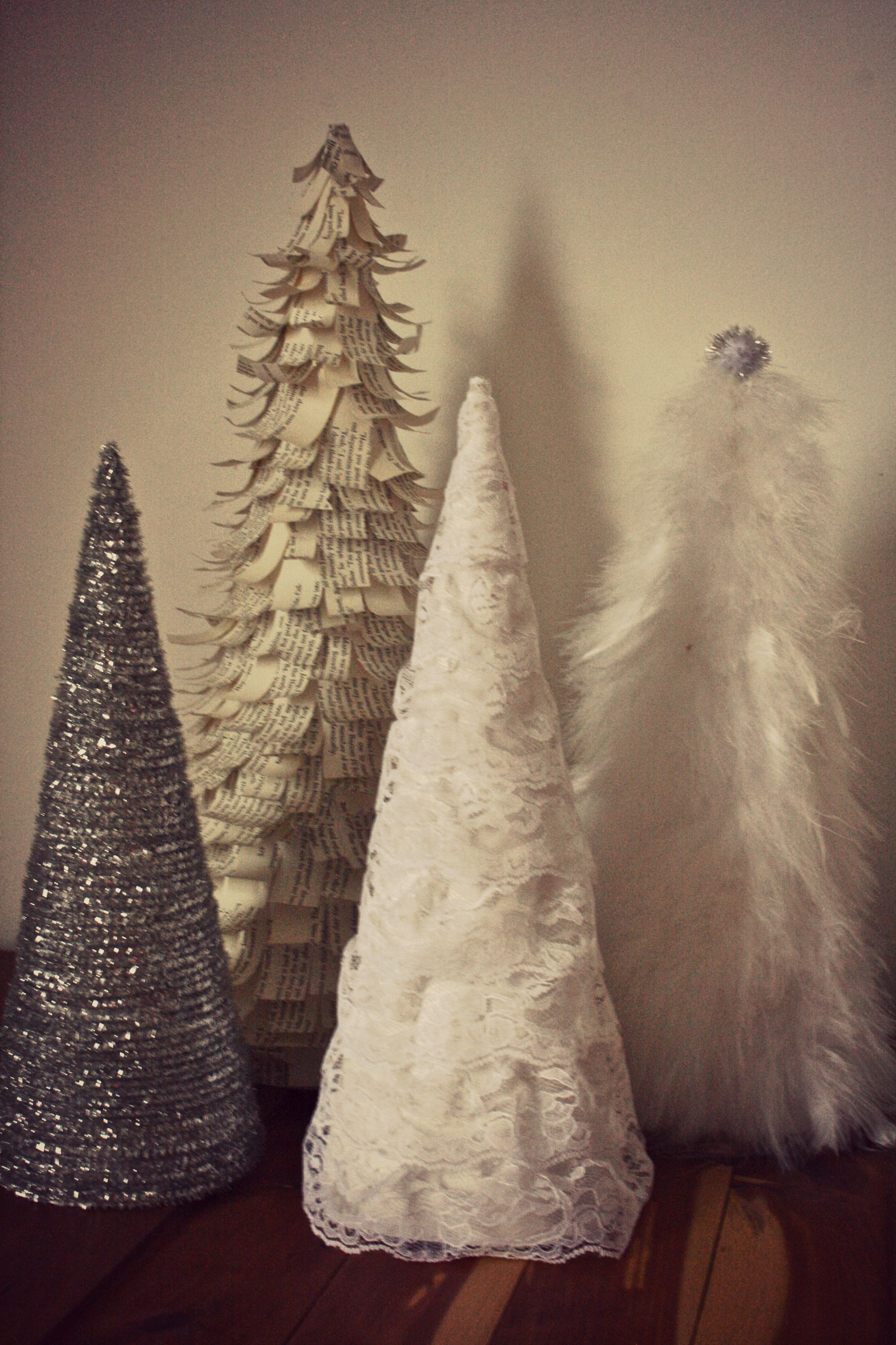 Diy christmas trees with left over trim let the littles dig through diy christmas trees with left over trim let the littles dig through my scrap solutioingenieria Gallery