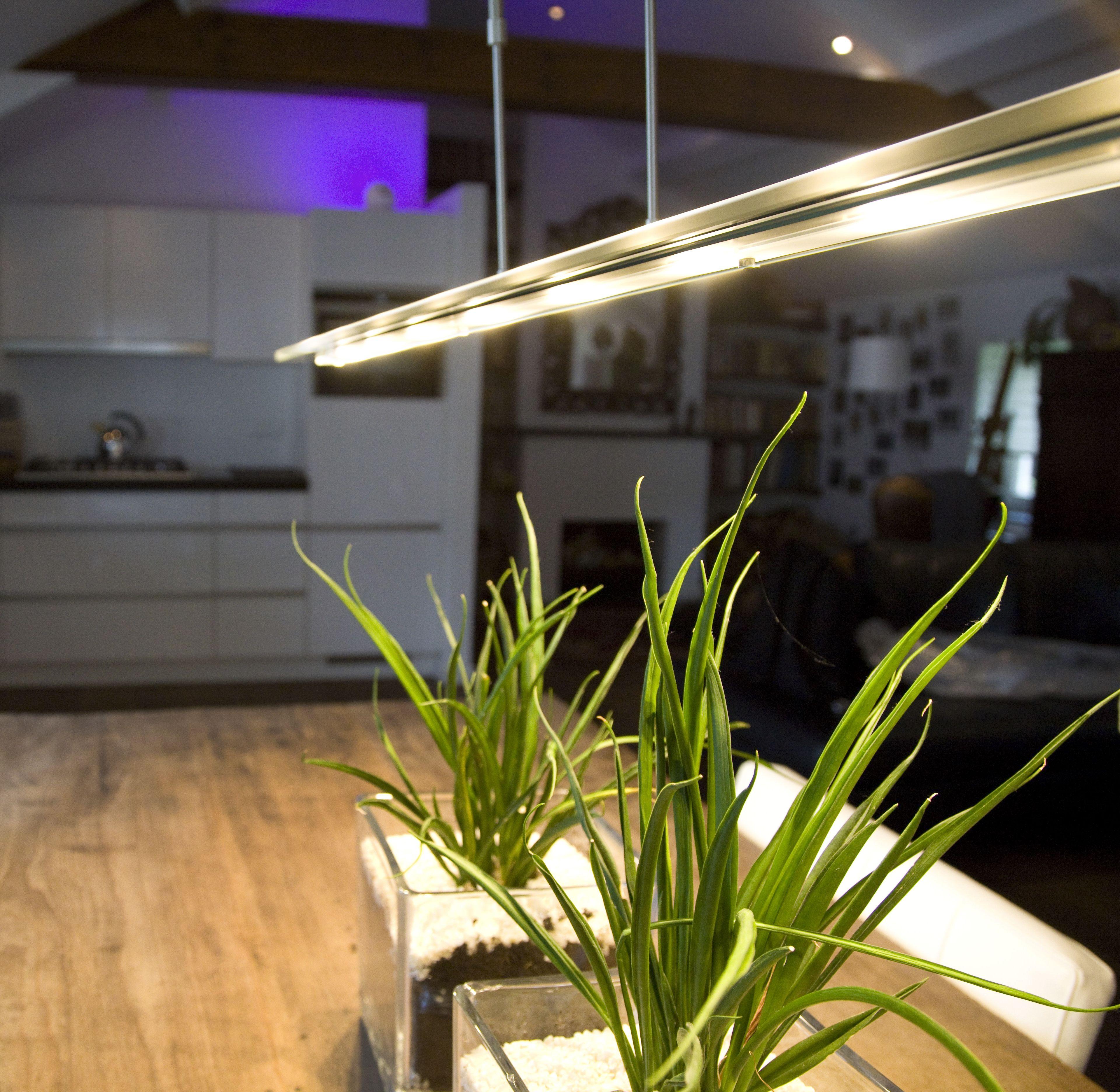 design hanglamp glasplaat met led verlichting wwwbanninkverlichtingnl