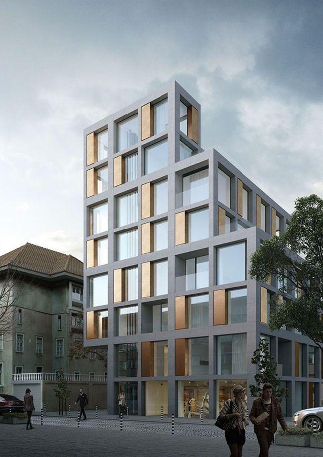 Best Modern Apartment Architecture Design 7 image