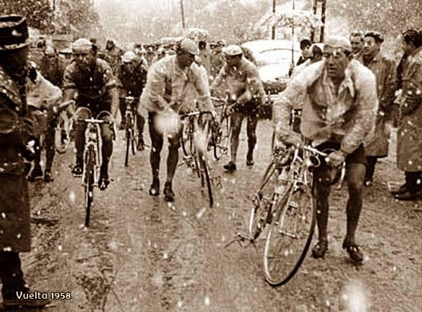 Vuelta a Espana 1958