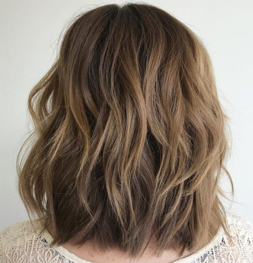 Thick Hair Medium Layered Thick Hair Pictures Of Short Haircuts 4