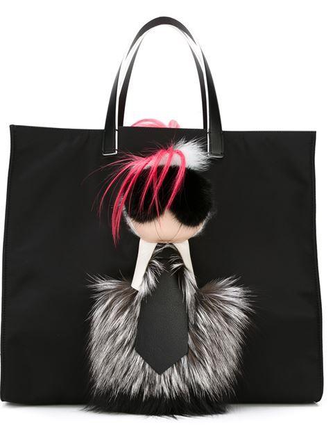 Fendi Karlito Handbag