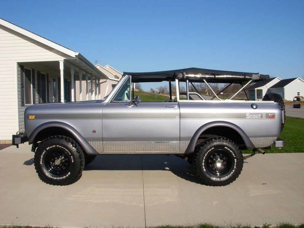 1978 international scout ii i used to own one but not nearly