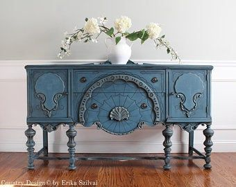 Staging A Sideboard Buffet