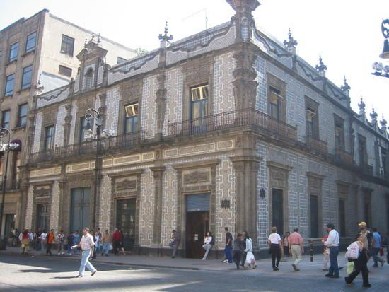 Sanborns de los azulejos zocalo mexico city for Sanborns azulejos mexico city