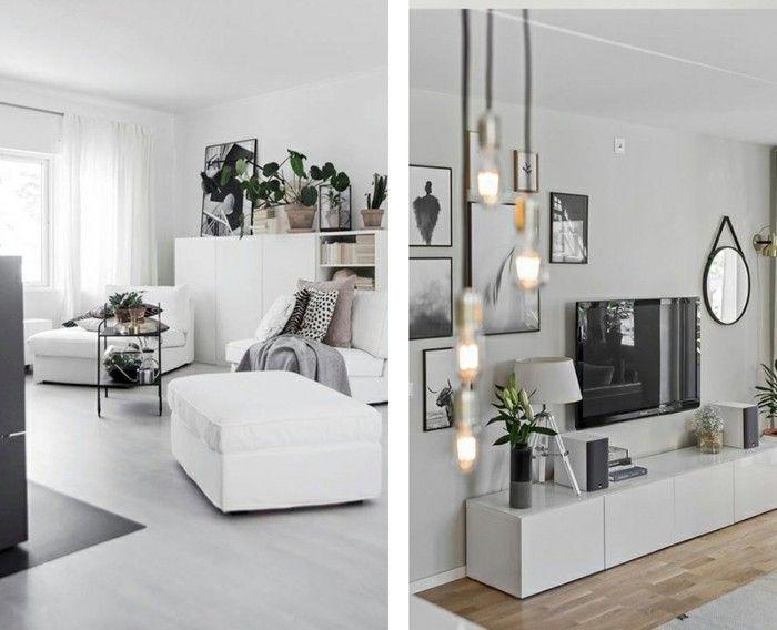 Wohnzimmer minimalistisch einrichten doch mit eigenem charakter wohnzimmer ideen - Wohnzimmer minimalistisch ...