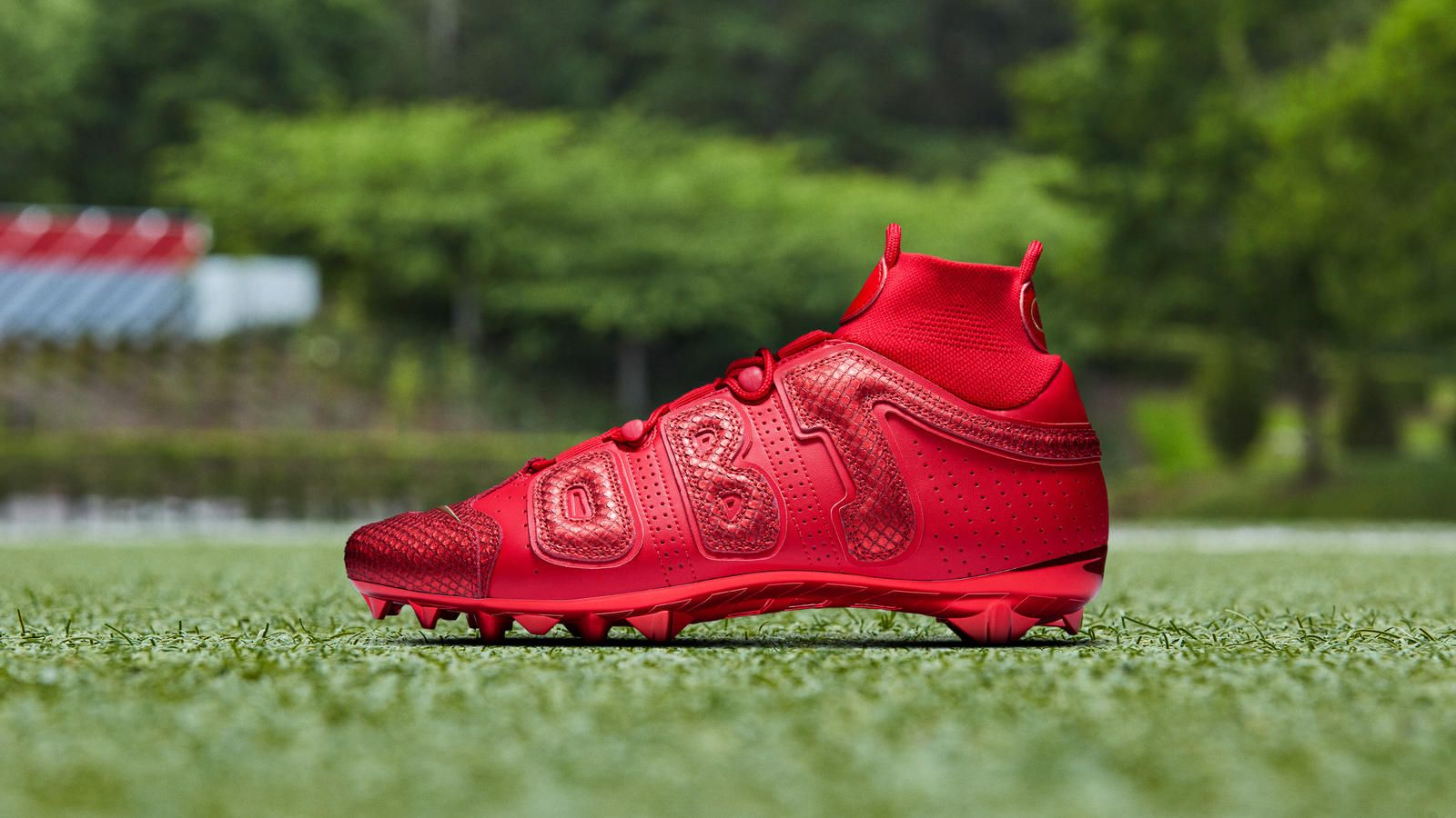 Nike Vapor Untouchable Pro 3 Obj Uptempo Cleat Nike Vapor Cleats Nike Football
