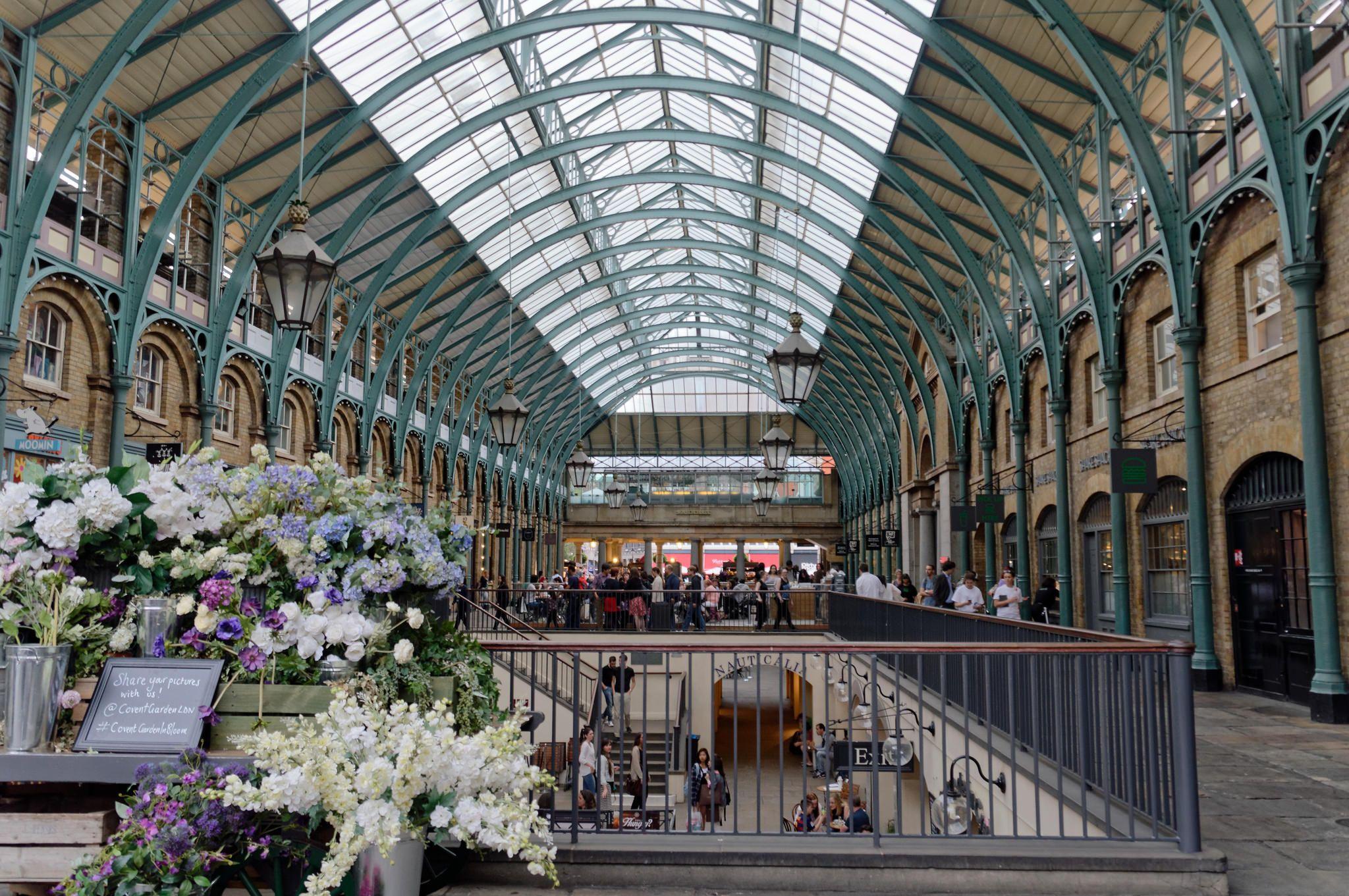 Market Building, Covent Garden (745) Covent garden