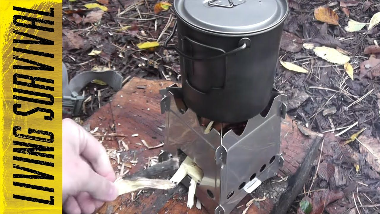 Emberlit Original Portable Stove Review   Camping   Pinterest ...