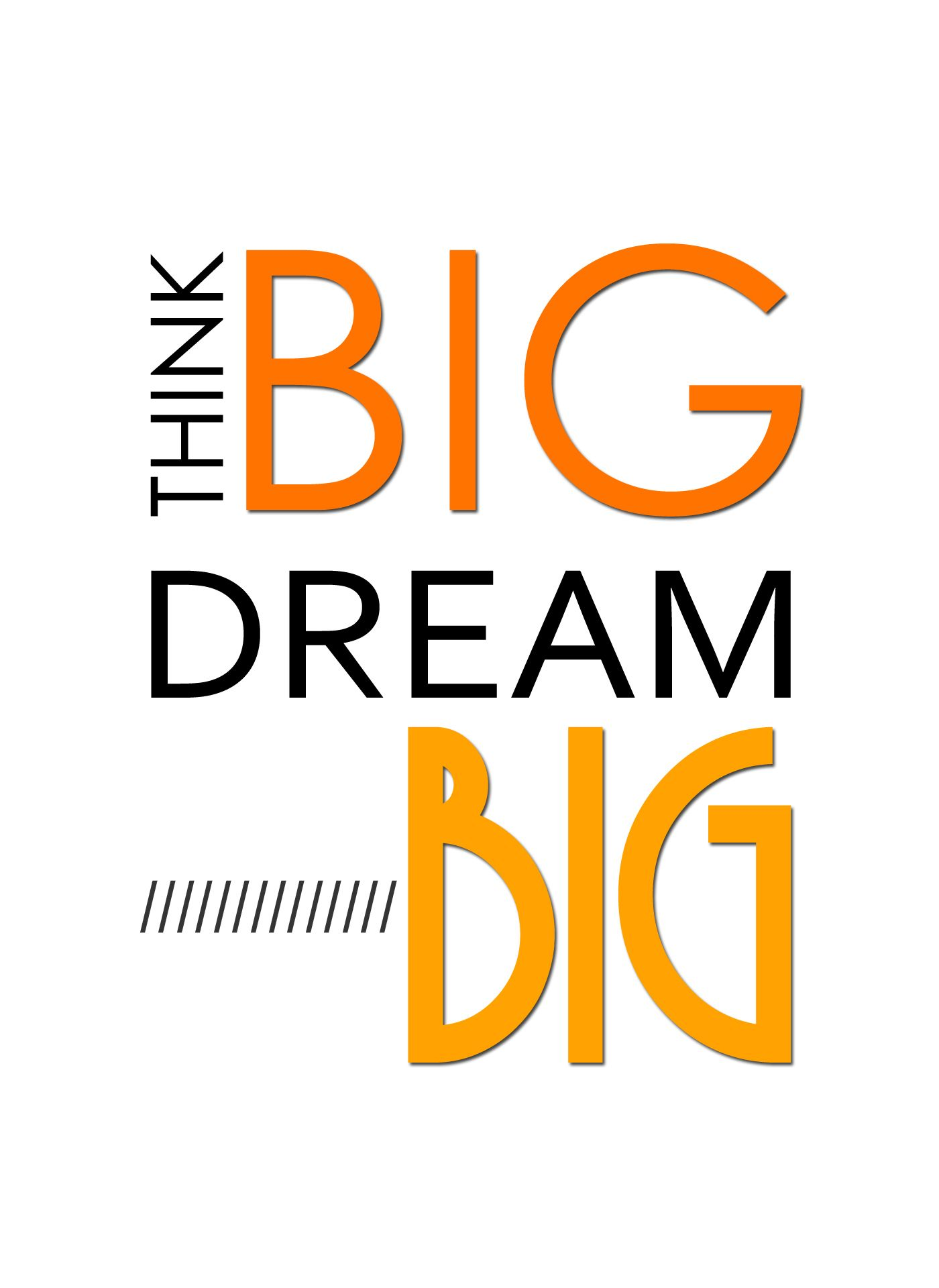 Dream Big Motivational Quotes Motivational, Inspirational
