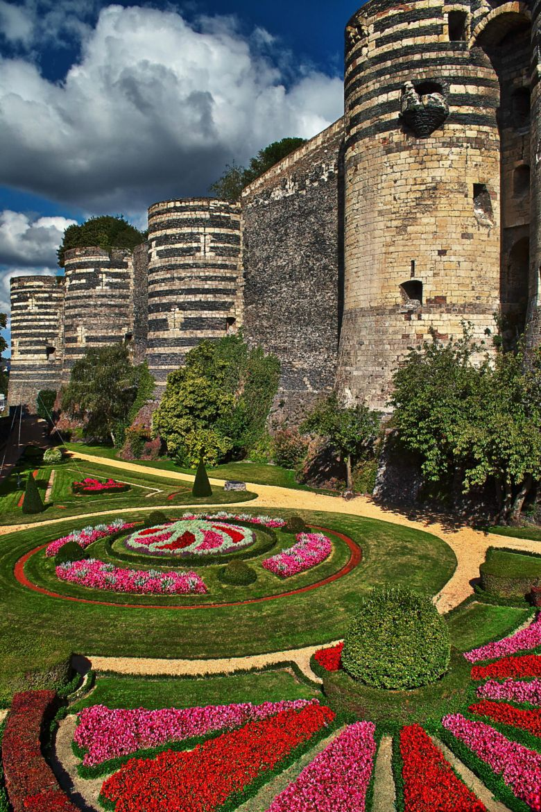 Photograph Castle of Angers by Baltramaitis on 500px