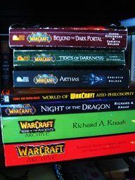 World Of Warcraft Book Series World Of Warcraft Books World Of