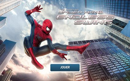 Jeu Concours THE AMAZING SPIDER-MAN 2
