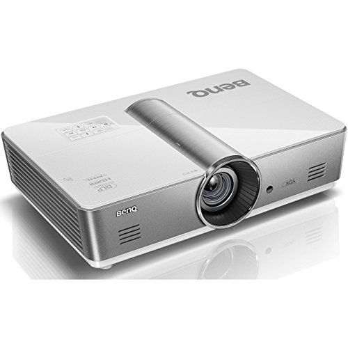 BenQ SX920 DLP Projector. Big zoom 1.6x. Vertical lens shift. Central lens design. 2D keystone. Corner fit.