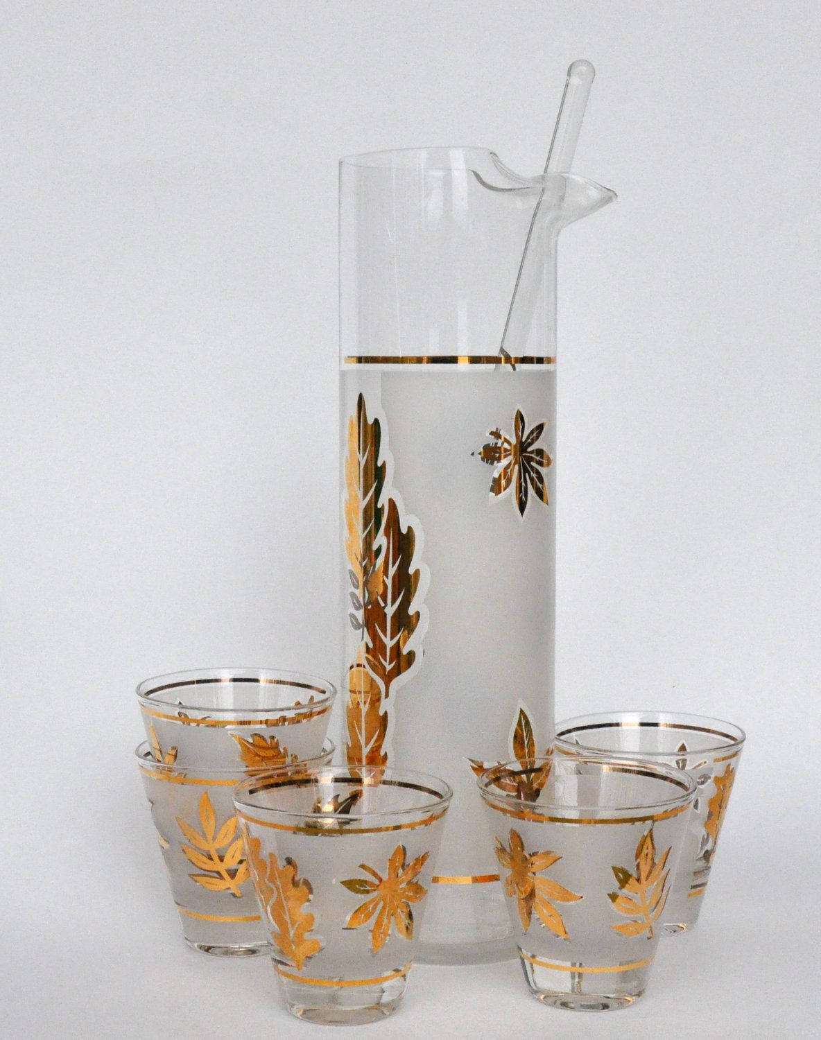 Superb Retro Barware Set $45.00