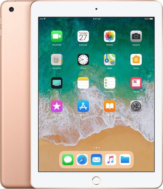 Apple Ipad 2018 9 7 Inch Wifi 32gb Goud