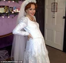 Image Result For Fiona Wedding Dress Shrek
