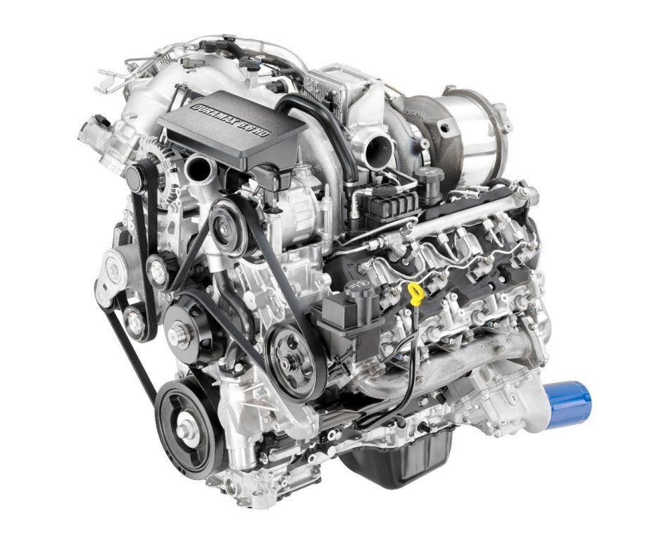 Motor N New Duramax 6 6l Diesel Introduced On 2017 Sierra Hd