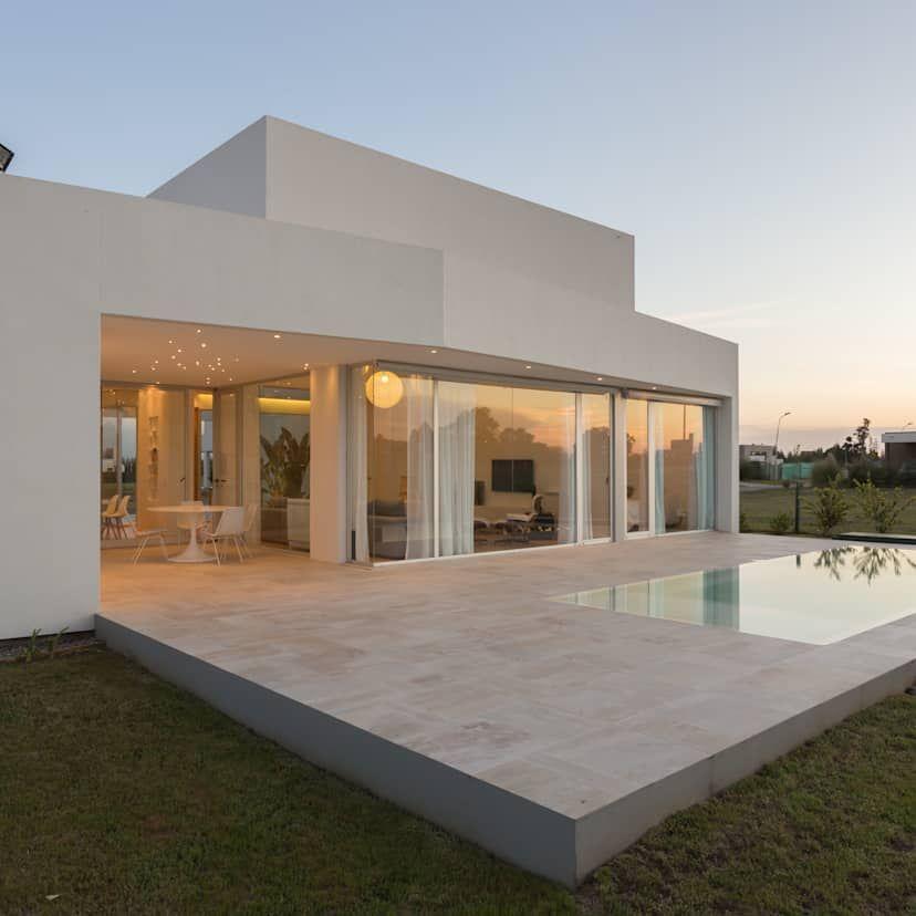 Photo of Increíble casa moderna, es de un solo piso y lo tiene todo   homify