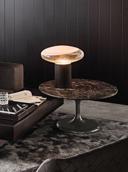 Minotti Interior Lighting Table Lamp Light