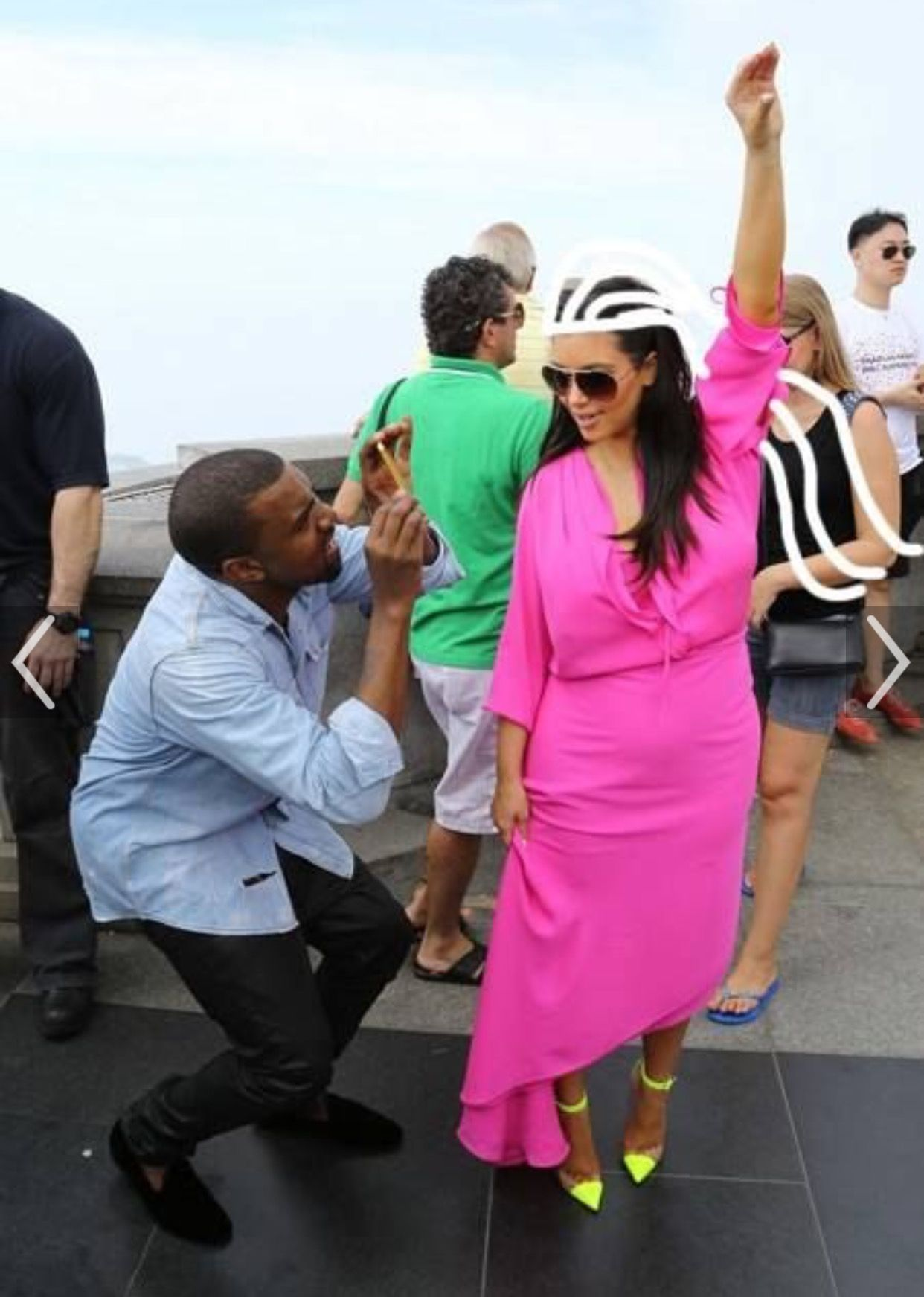 Pin by Lady Beverley O\'D on Love Kanye n Kim❣ | Pinterest | Kardashian