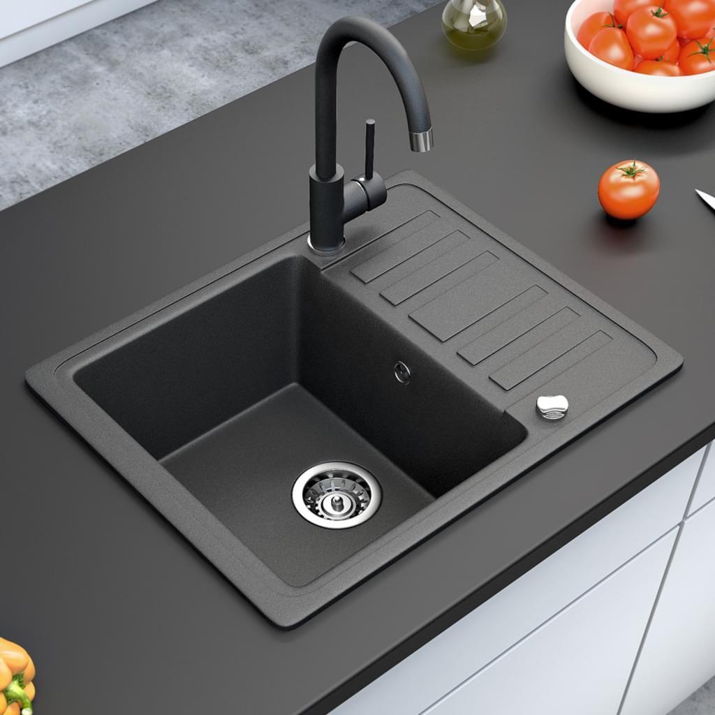 Bergstrom Spule Granit Verbundspule Kuche Real Kuchenspule Kleine Kuchenspule Kuche Waschbecken