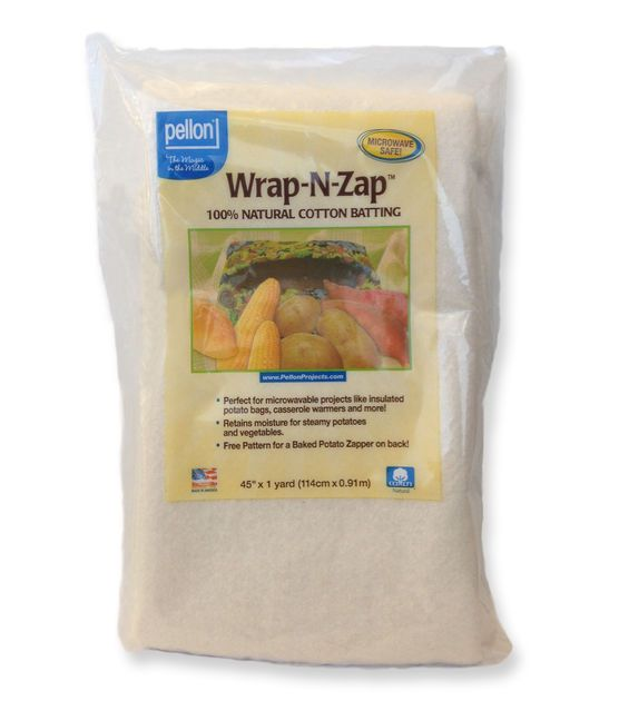 Crafts Using Wrap And Zap It Batting