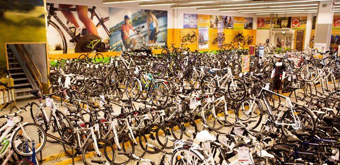 Fahrrad Xxl Filiale Emporon In Halle Fahrrad Xxl Fahrrad Halle