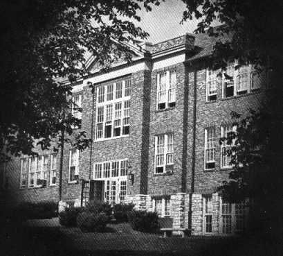 I Went To The Old Pattonville High School On St Charles Rock Road