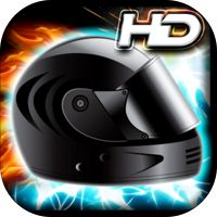 Alien Knight Speed Racer - Motor Bike Clash City Run Edition by RisingHigh Studio