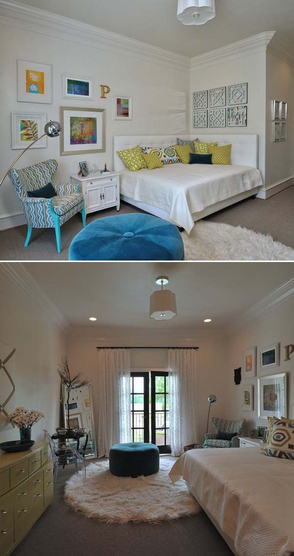 Design your own daybed tutorial place the bed in the - Design your own bedroom ...