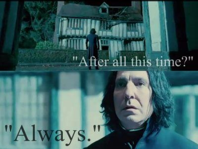 Cheeringupcharlie On Imgfave Snape And Lily Snape Meme