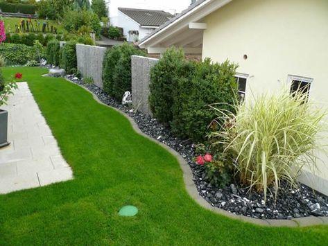 Sichtschutz Garten Modern Garten, Garten landschaftsbau