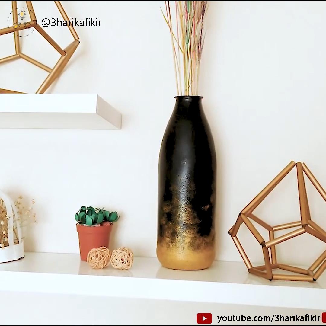 Diy Room Decor with Plastic Bootle - Room Decor Ideas - Recycle - Geri Dönüşüm