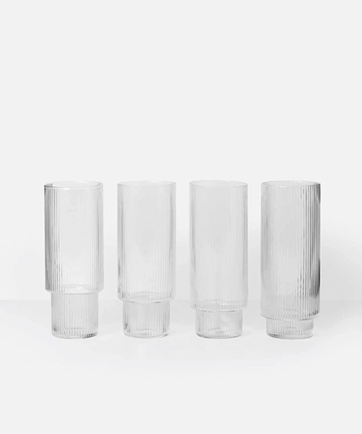 The Online Destination For Cultivated Living Explore Our Exclusive Self Designed Line Of Upholster In 2020 Drink Glasses Set Glasses Drinking Modern Drinking Glasses
