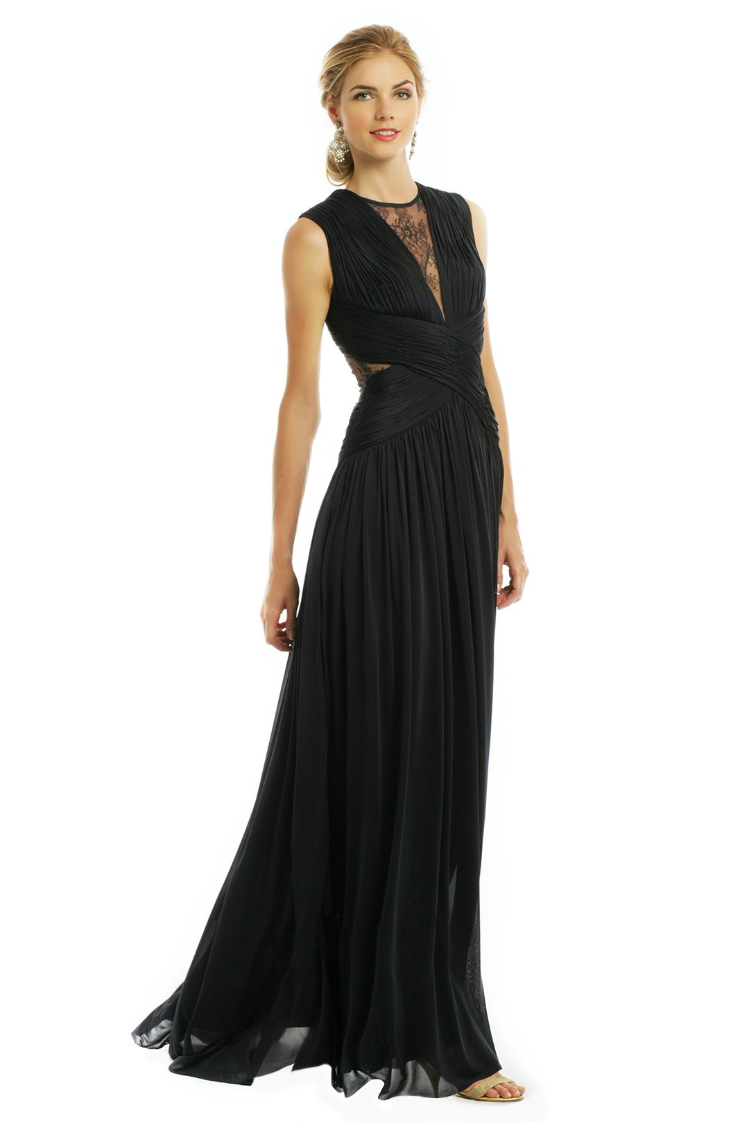 Rossa Gown by CATHERINE DEANE at $70 | Rent The Runway | Caroline ...