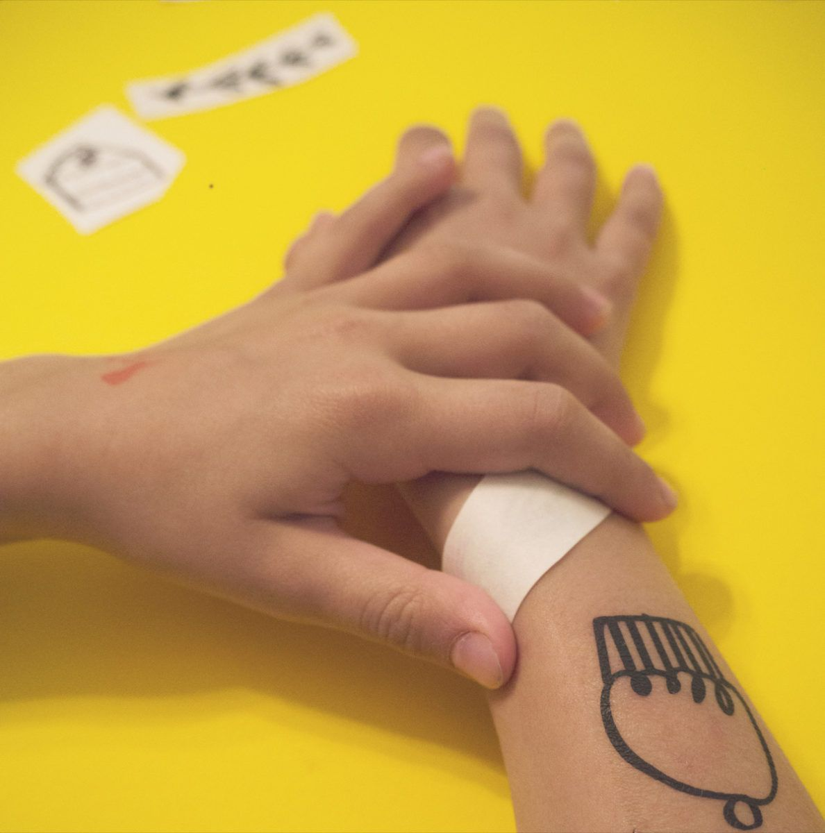 Photo of Make Your Own Temporary Tattoos