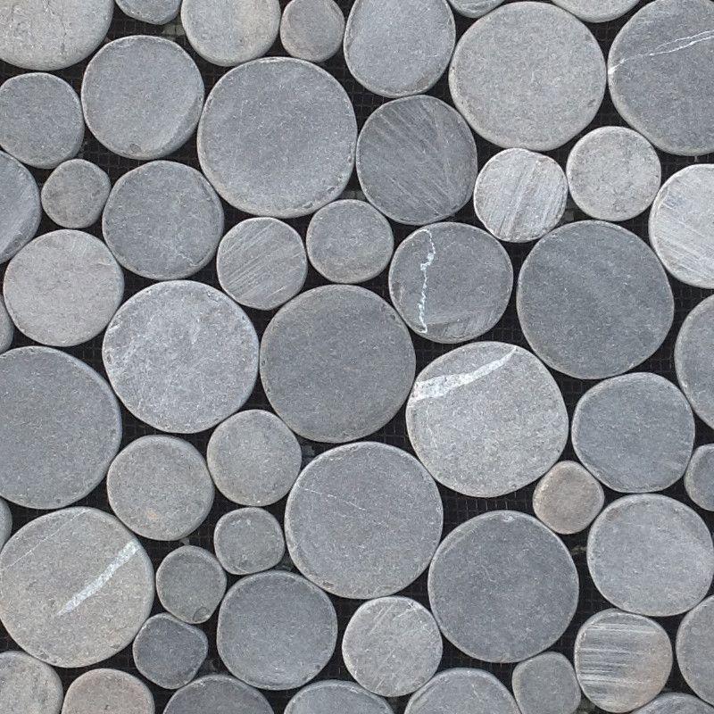 New Sliced Pebble Tile « Design 4 Less