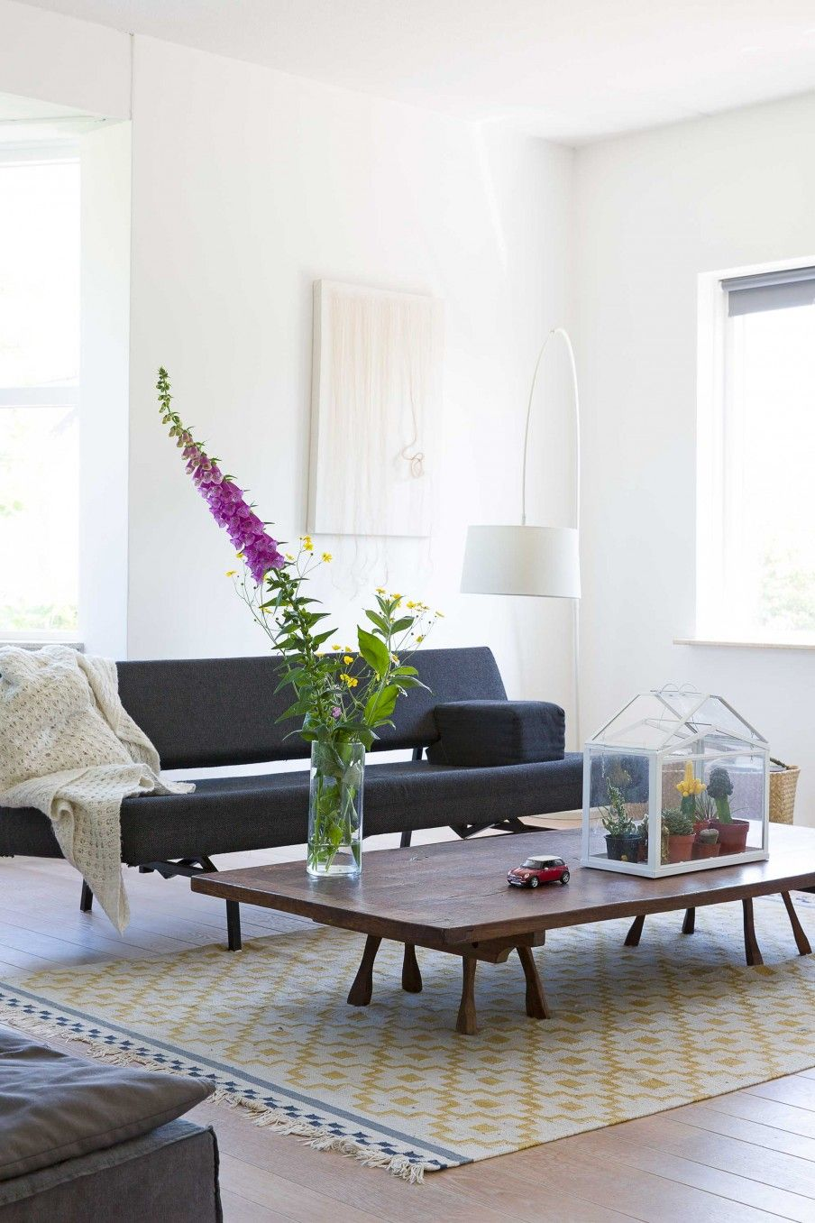 Woonkamer | Livingroom | vtwonen 09-2016 | photography: Anouk de ...