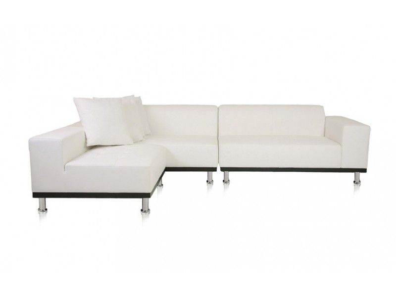 Modani White Phantom Sofa Scared About Going With White Leather